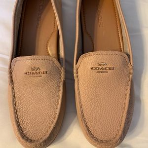 Coach Slip-On Loafer Shoes - Sz 8 B